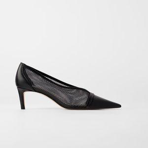 Mesh Heel Shoe